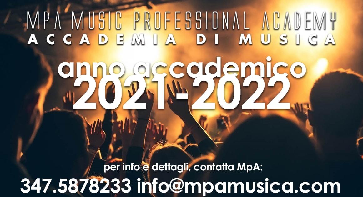 Iscrizioni anno accademico 2021-22